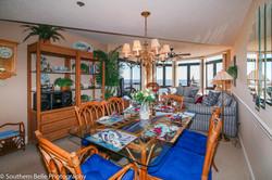 5. Dinning- Living Room w Ocean Vies WM