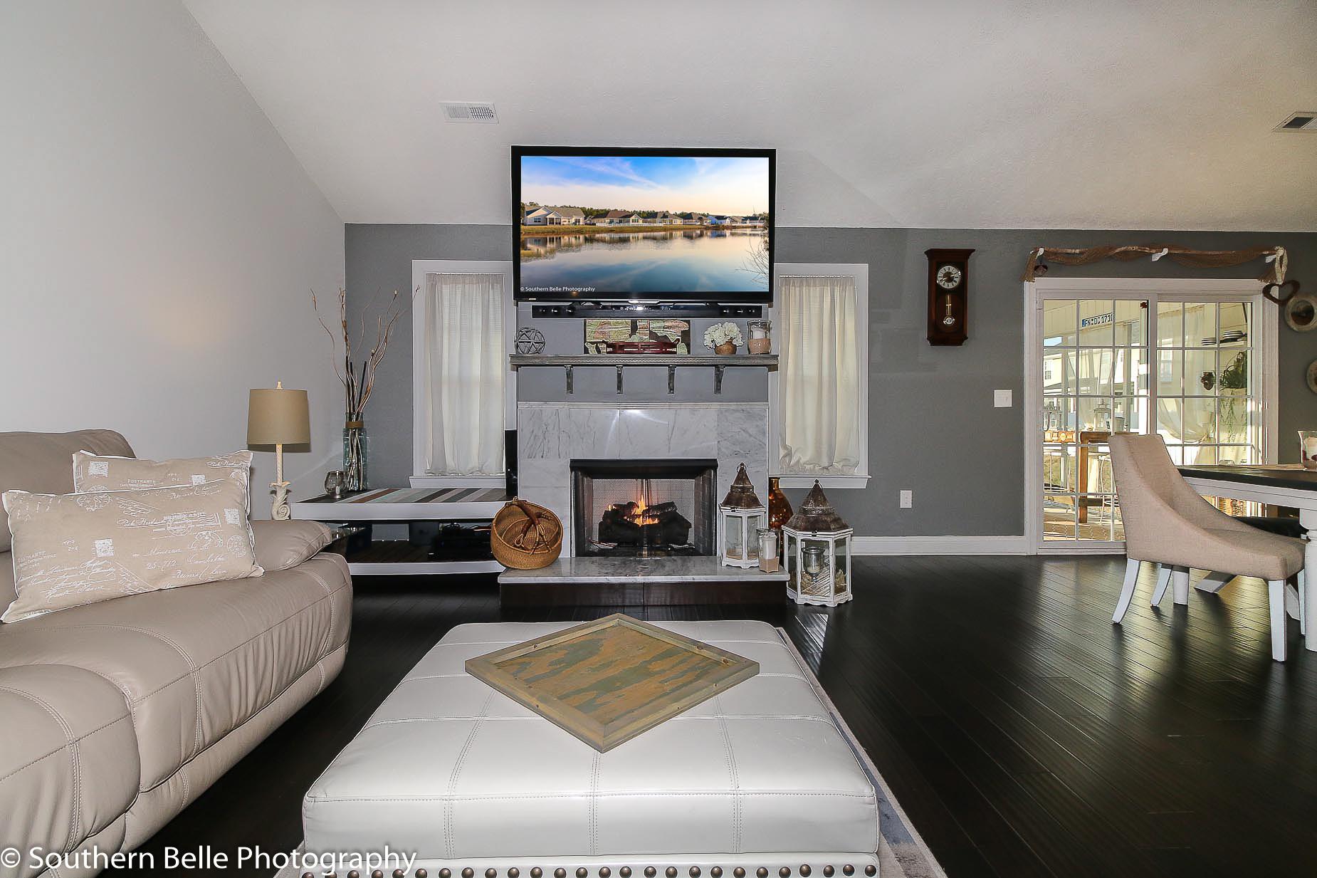 8. Living Room- Dinning-Kitchen View Update WM