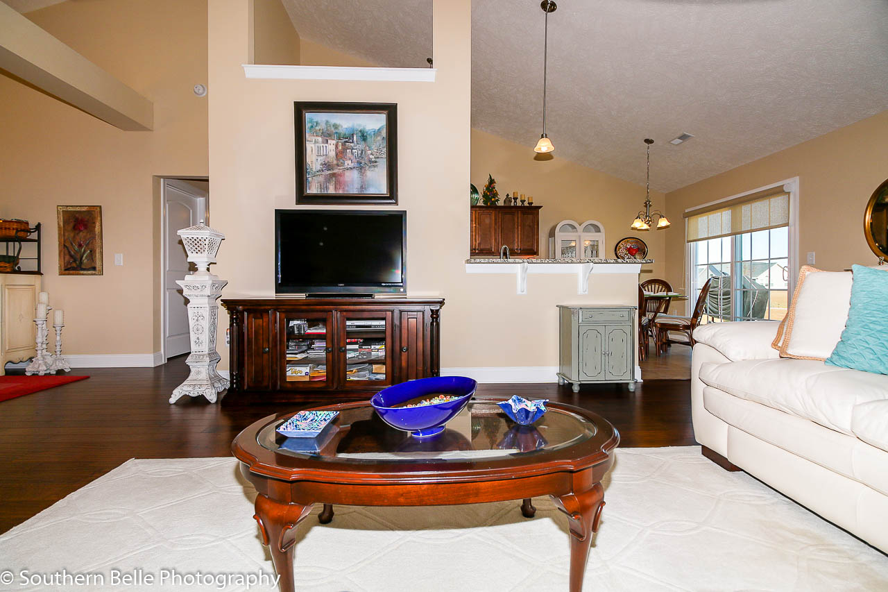 9. Living Room- Kitchen View WM