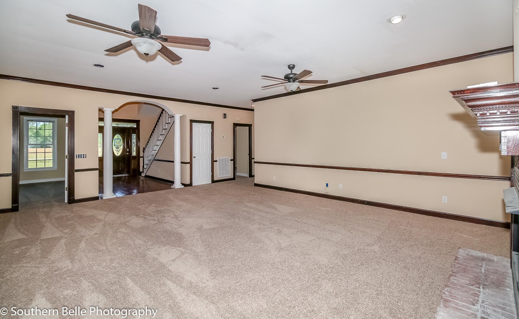 7. Formal Living Room W- Fireplace WM