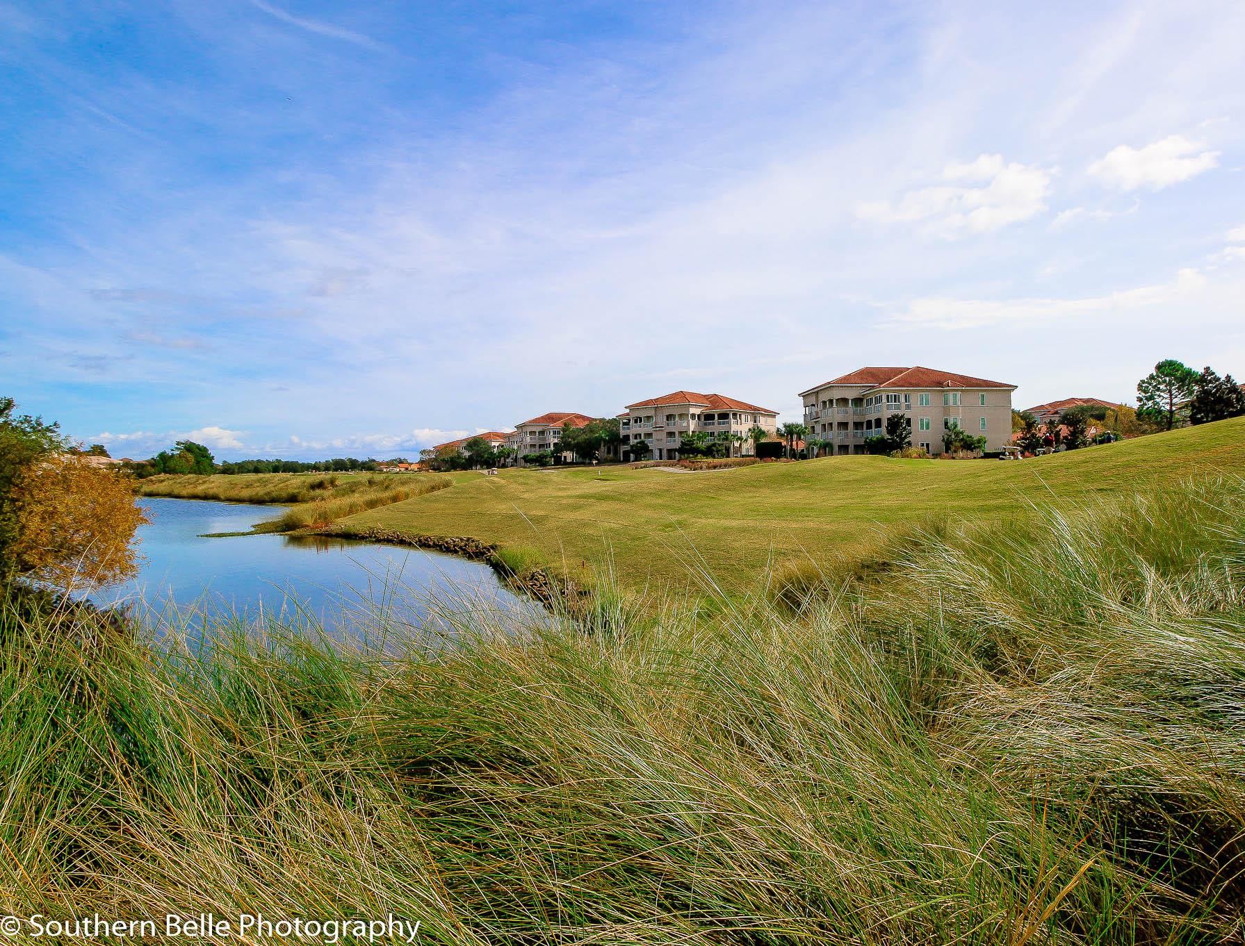 31. Golf Course View of Villa WM