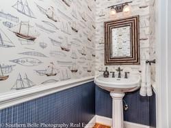 9. Half Bathroom WM