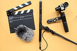 Video making equipment in Video creator