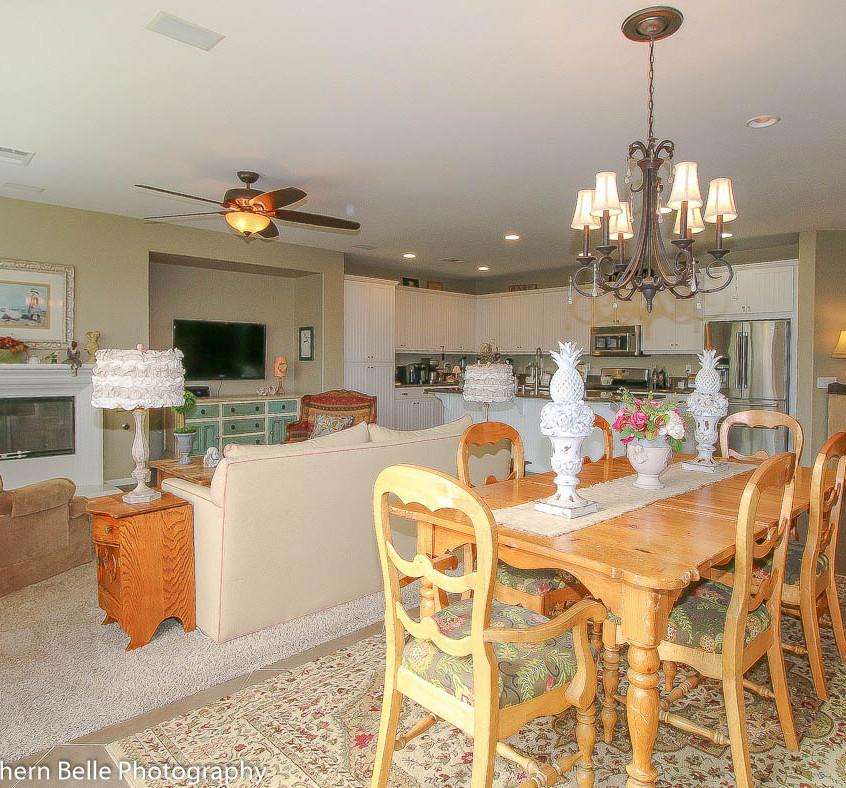 8. Dinning-Living-Kitchen View WM