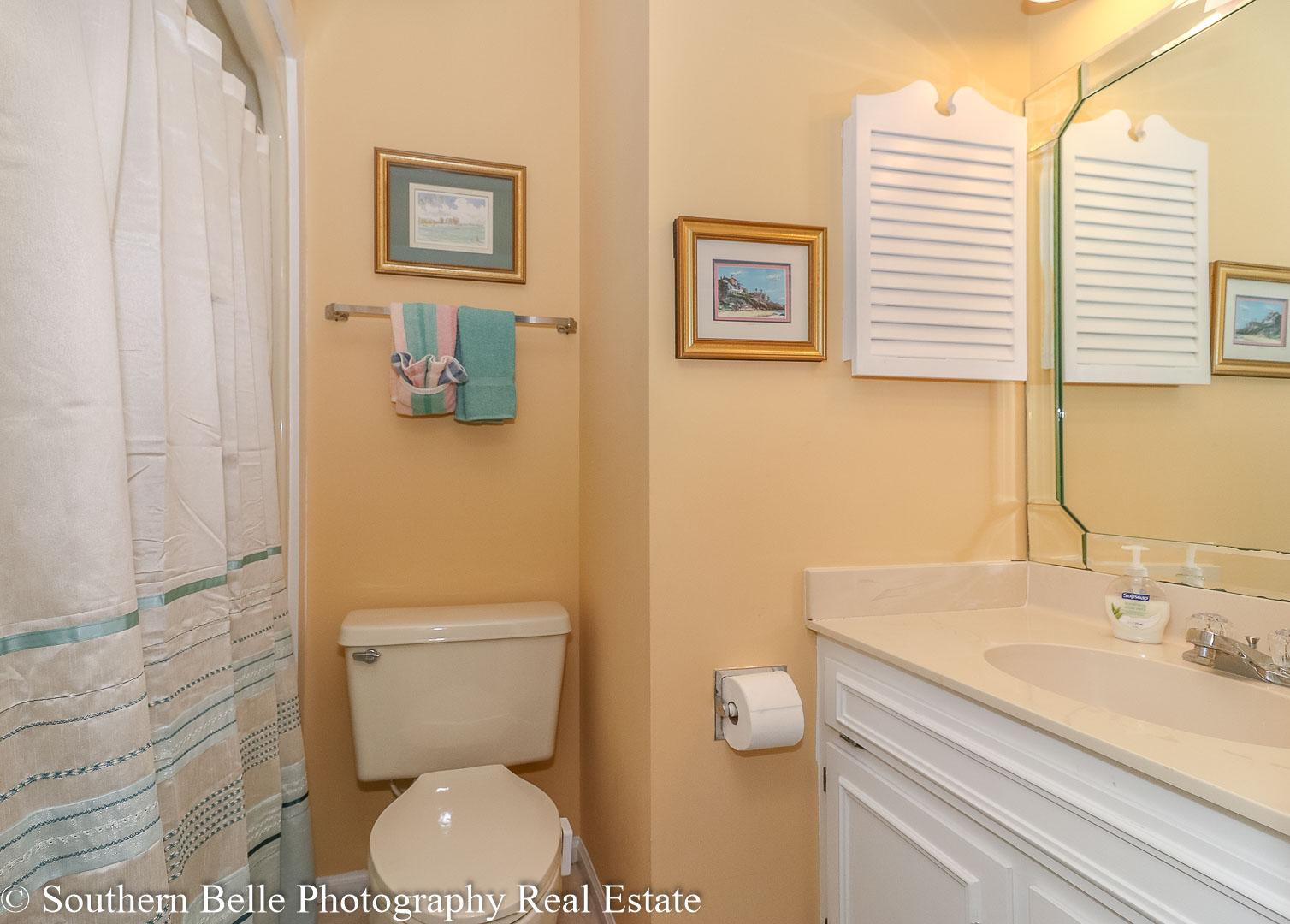 28. Bathroom in Bedroom Three WM