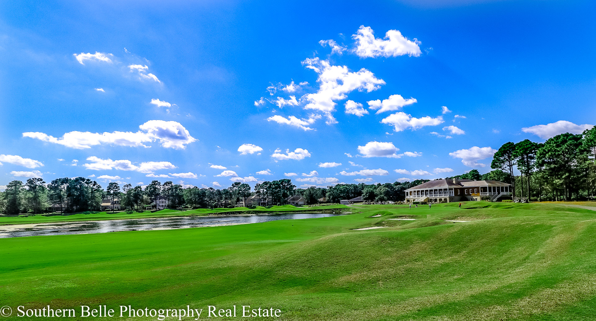 26. Club House, Golf Course View from Back Yard WM