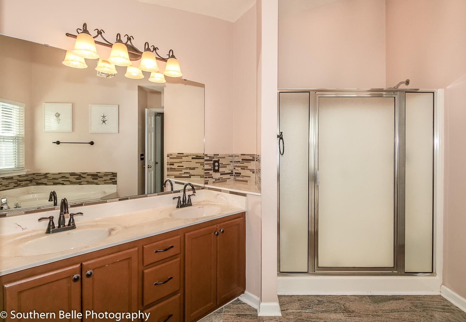 16. Master Bathroom WM