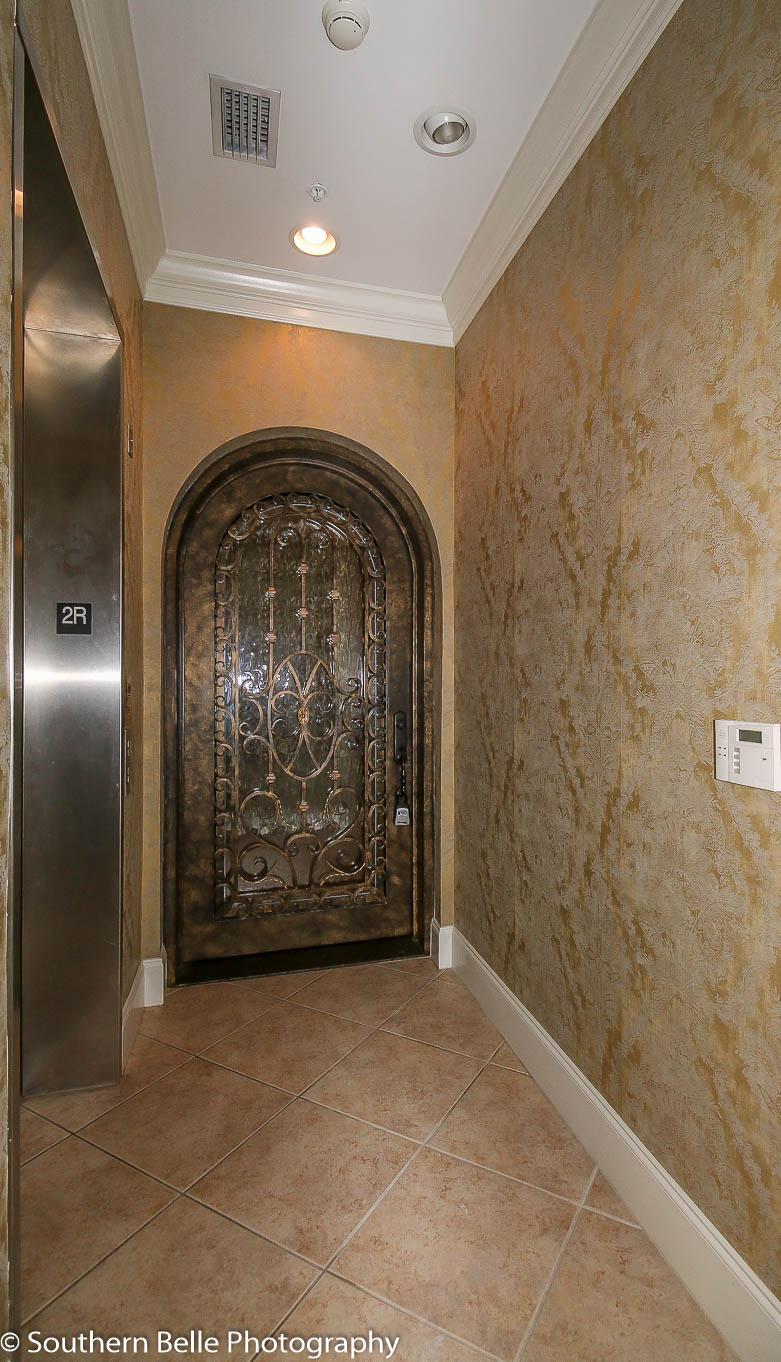 3. Elevator Exit to Unit WM
