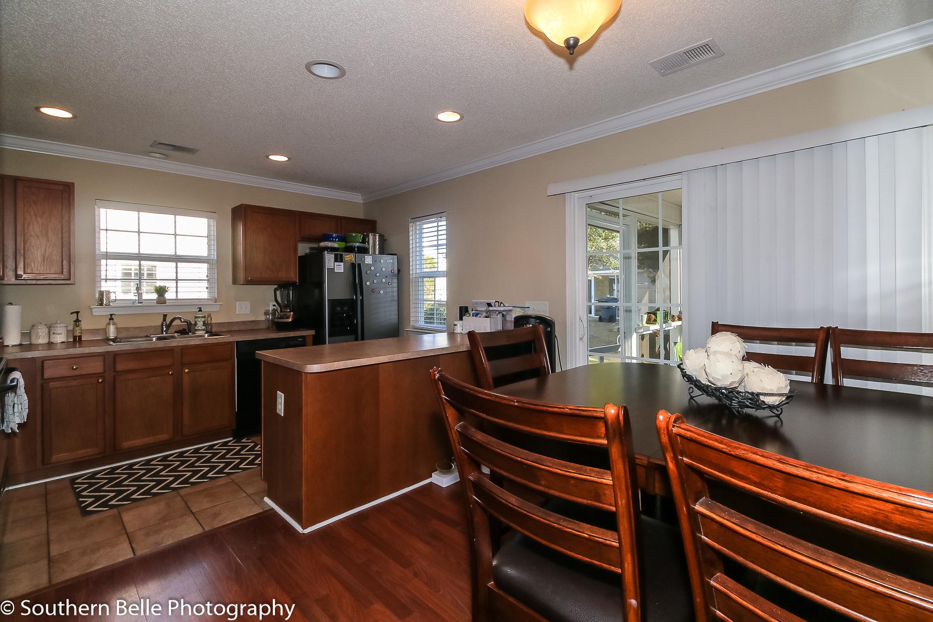 16. Kitchen- Dinning View WM