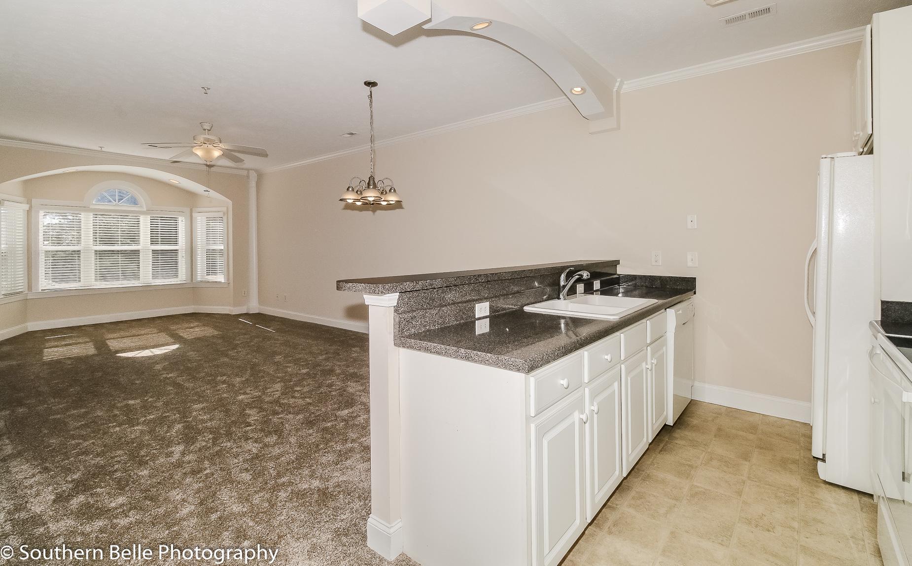10. Kitchen-Dinning-Living Room View WM