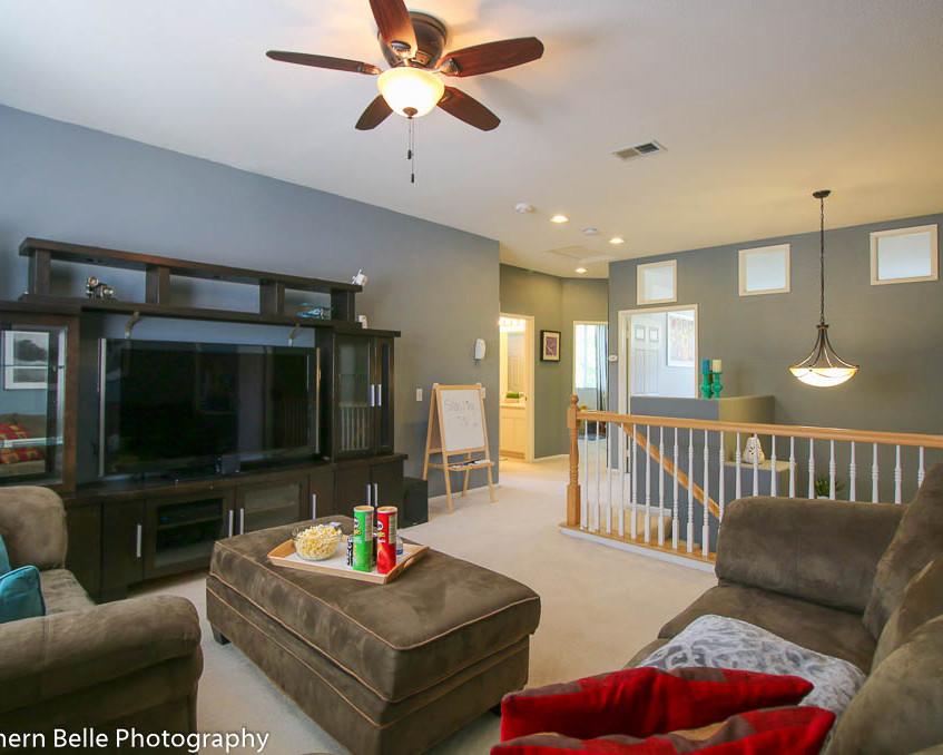 23. Living upstairs Area WM