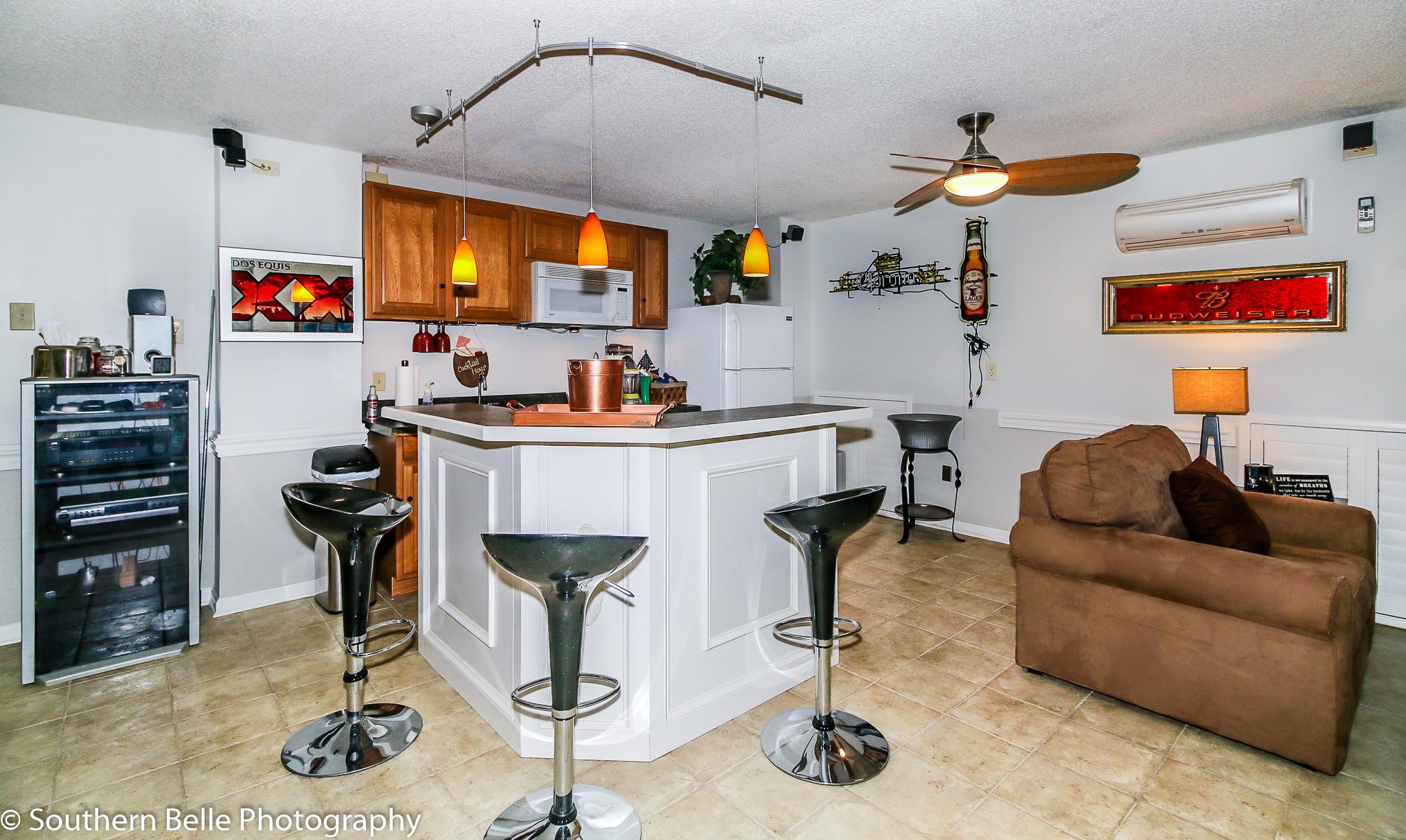 24. Basement Bar- Kitchen Area WM