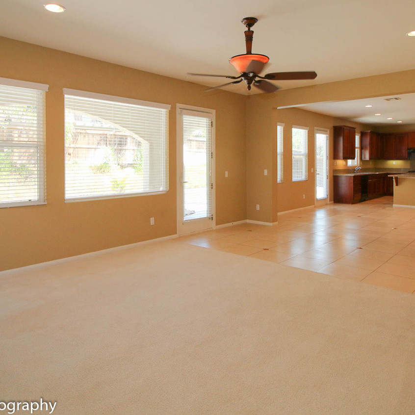 11. Living Room Kitchen View WM
