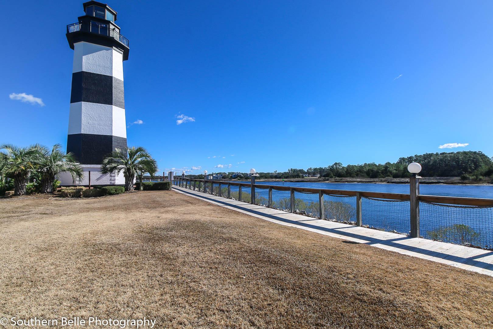 24. Intercoaster waterway and Lighthouse WM