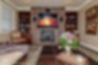 16. Formal Family Room W- Fireplace WM.J
