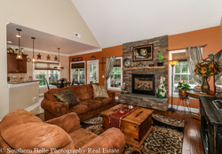 6. Formal Living Room with Fireplace WM