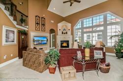 16. Formal Living Room W- Fireplace WM