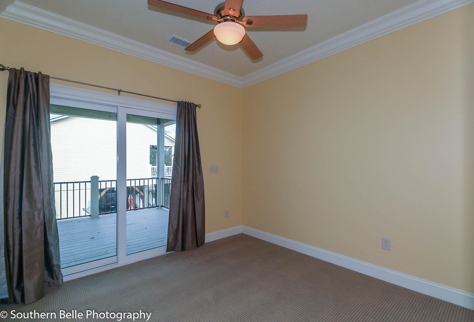 20. Master Bedroom w- Deck access WM