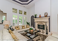 7. Formal Living Room with Fireplace WM.