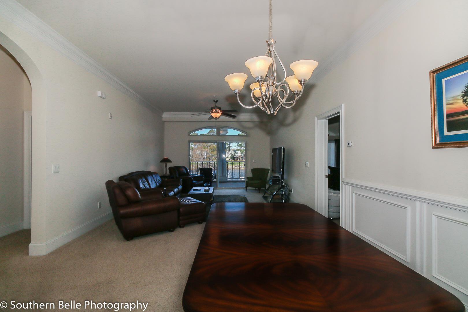 10. Dinning- Living Room View WM