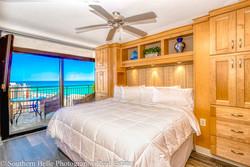 12. Master Bedroom with Ocean Views WM