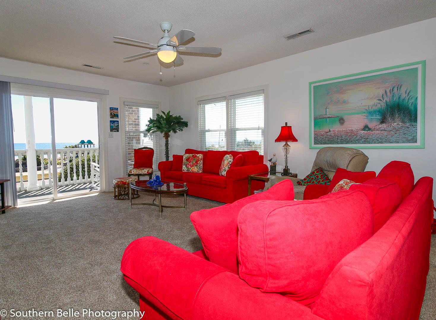 7. Living Room with Ocean views WM