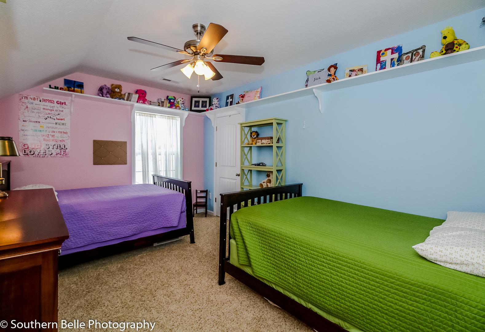 10. Upper Level Bedroom One WM