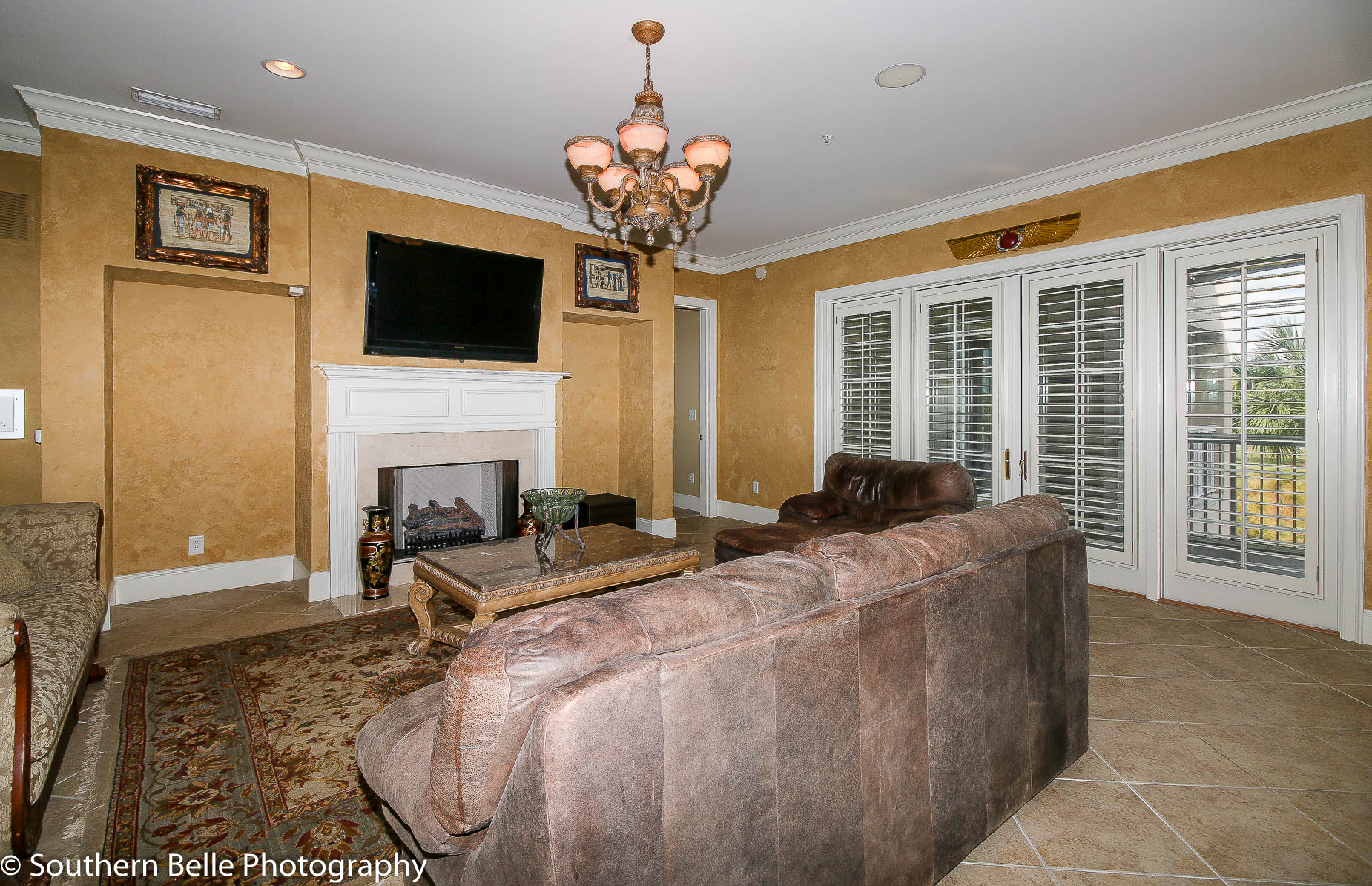 6. Formal Living Room w- Fire Place WM