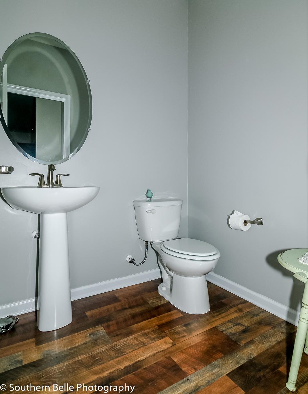 11. Lower Level Half Bathroom WM