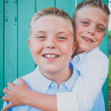 65. The Boys and the Blue Door.jpg