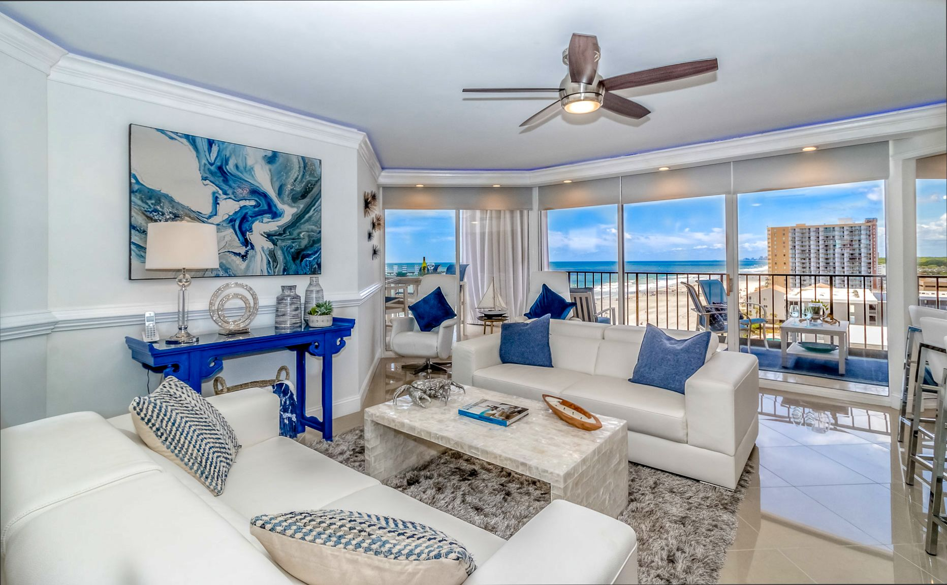 5. Living Room with Ocean Views VRBO