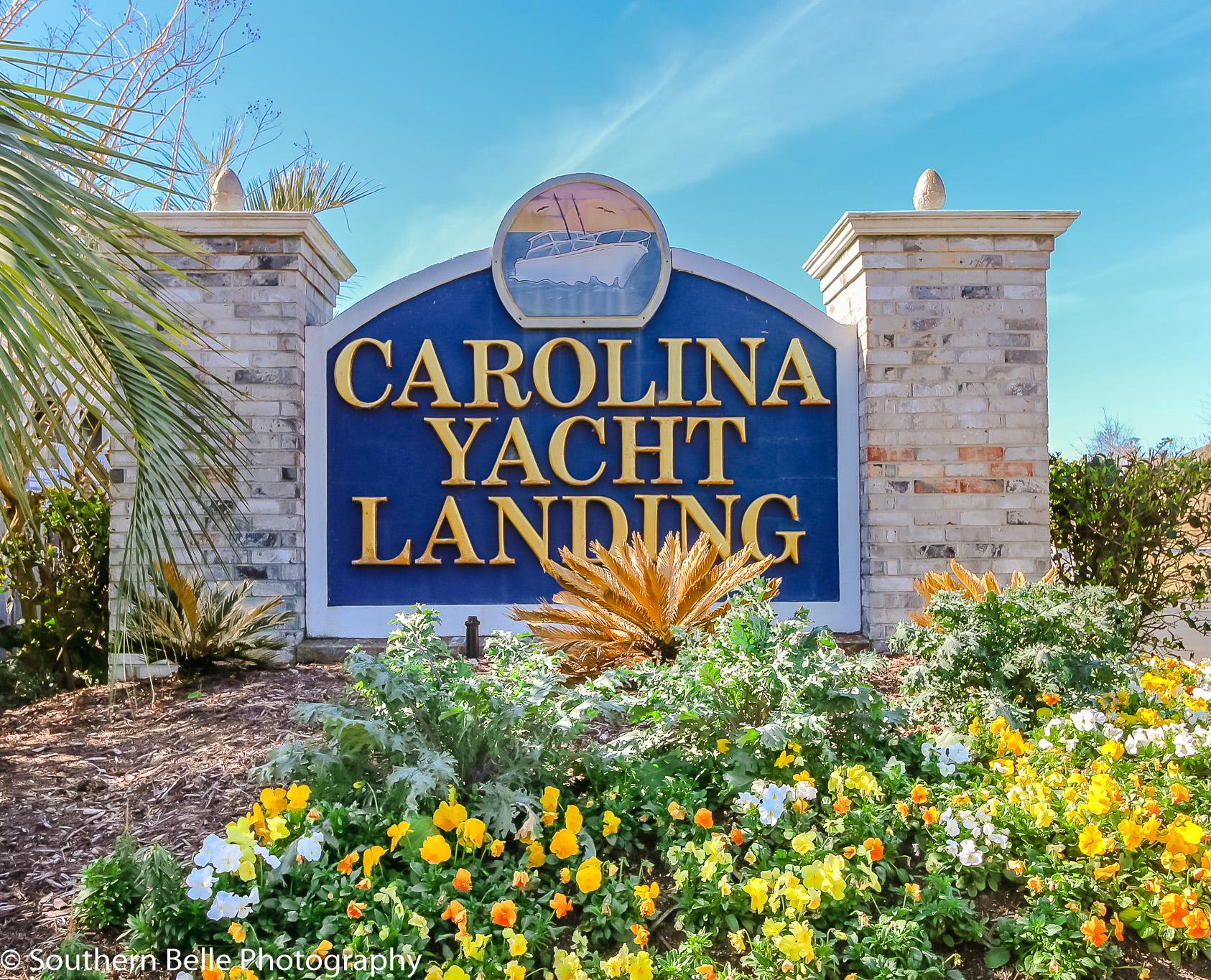 1. Carolina Yacht Landing Entrance WM