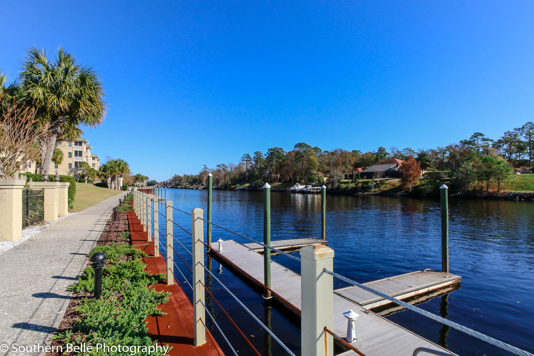 25. Intercoastal Waterway w- Boat Dock WM