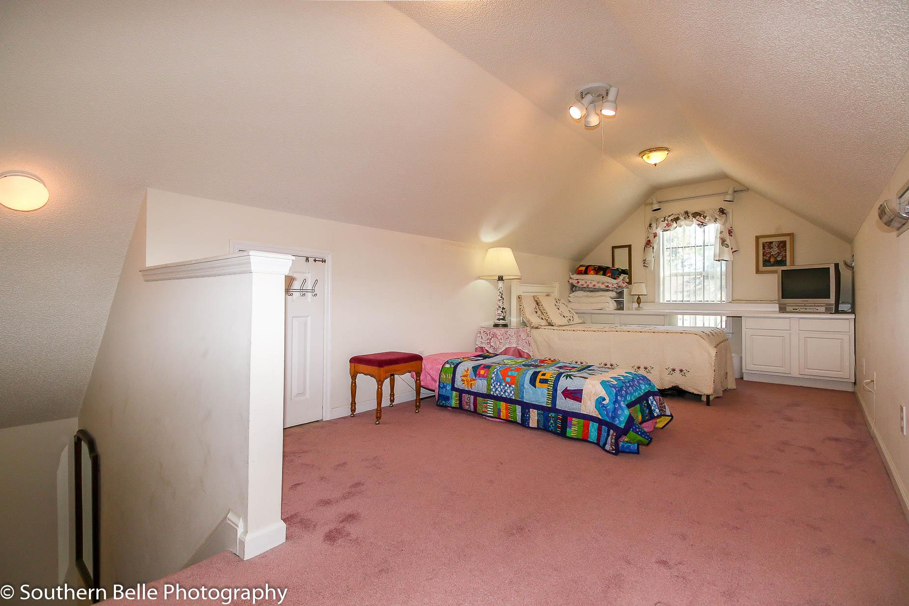 25. Upper Level Bedroom Five WM