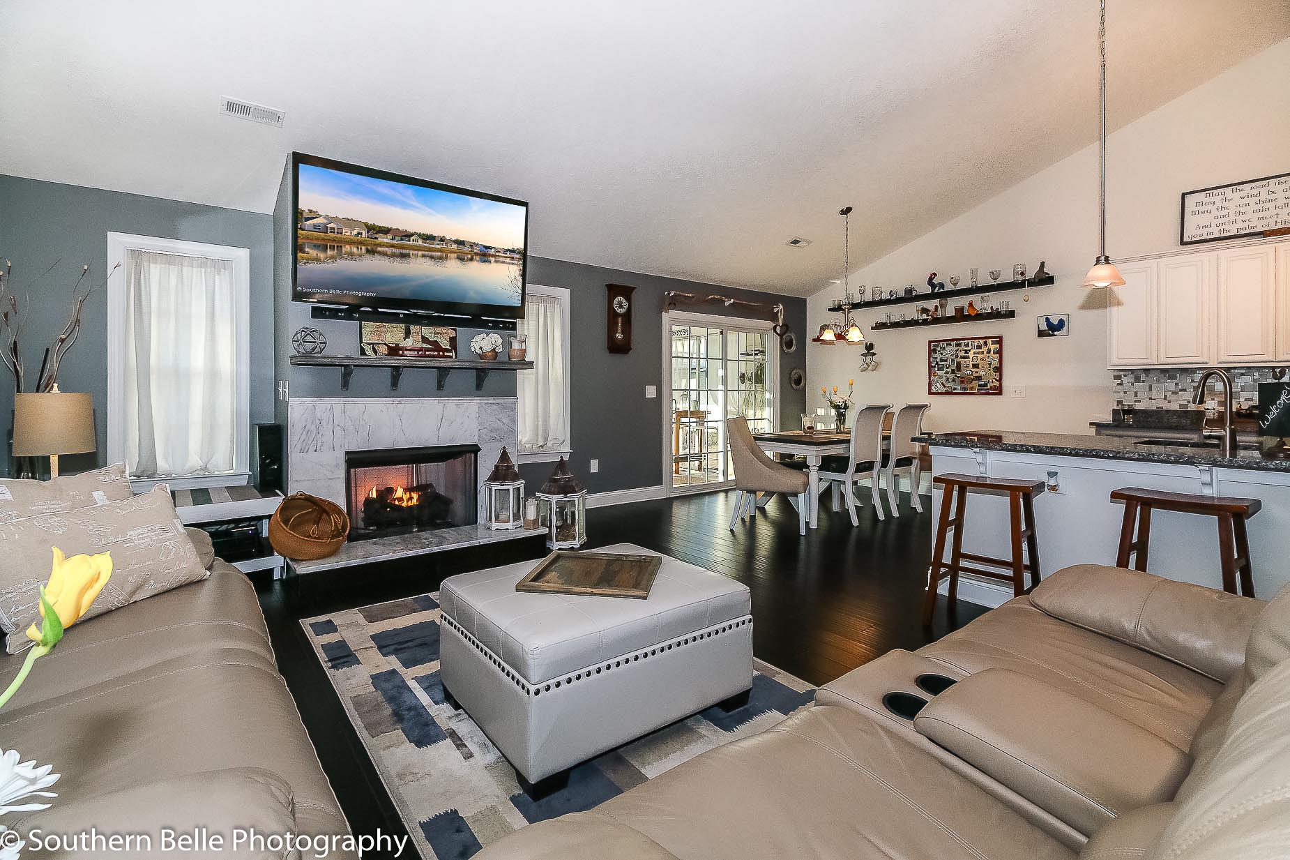 7. Living Room- Dinning-Kitchen View Update WM