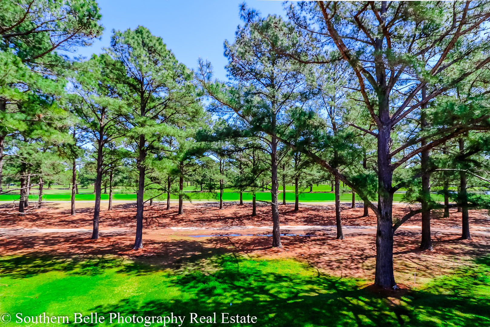 26. Master Bedroom Balcony with Golf Course Views WM