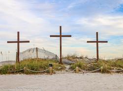 Beach Cross Beauty