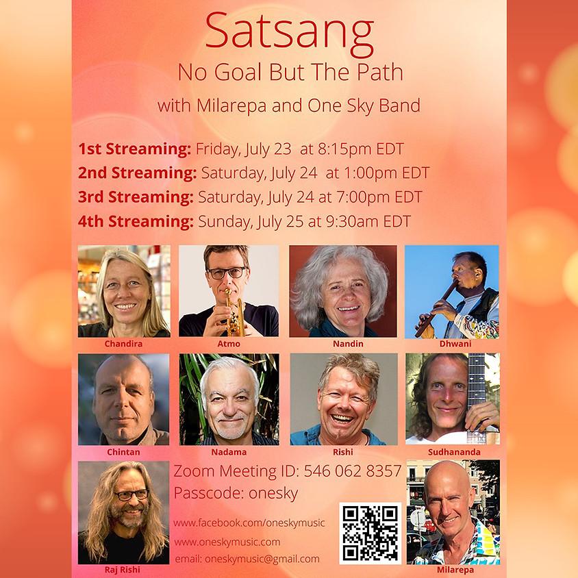 Satsang - No Goal But The Path