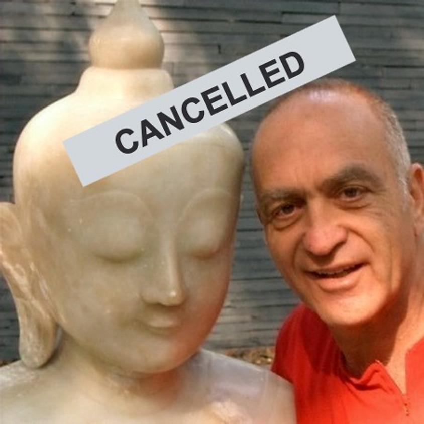 """ZORBA THE BUDDHA"" A Meditation Playshop with Krishna Prem"