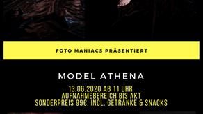 Modelsharing mit Athena am 13.06.