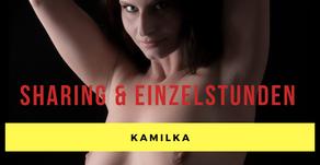 Sharing und Einzelstunden mit Kamilka