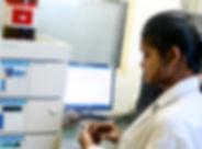 HPLC High performance liquid chromatogra