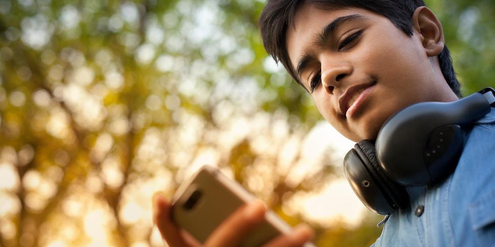Salud mental de padres y adolescentes: redes sociales, tecnología y juegos