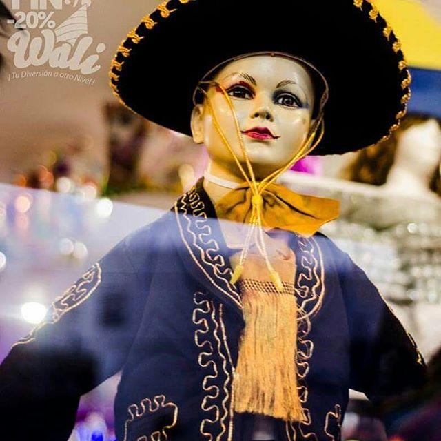 Ya contamos con trajes mexicanos para es