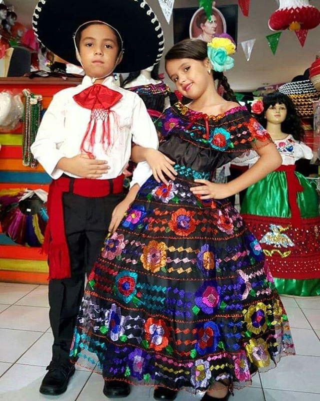 #México #Cultura #trajes típicos #orgull