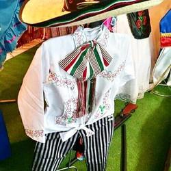 Wali Artículos de Fiesta_-trajes mexican