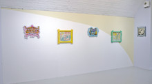 I Is Another Installation View