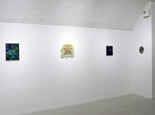 Offerings (I) Installation View