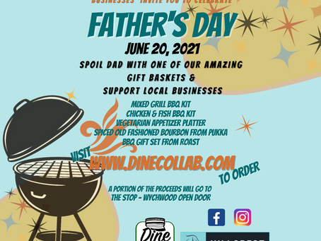 Dine Collab Fathers Day 2021