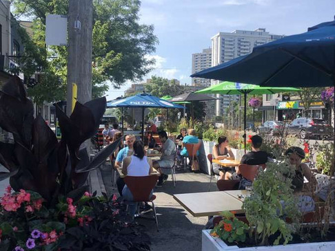 CafeTO Survey: Help us shape the City's outdoor dining programs!